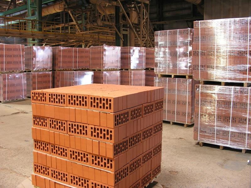За первое полугодие производство кирпича в России увеличилось на 6 процентов
